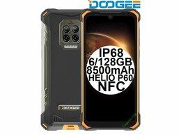 Мобильные телефоны - НОВИНКА защищённый Doogee S86 Orange IP68…, 0