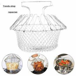 Туристическая посуда - Складная решетка Chef Basket, 0