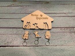 Настенные ключницы и шкафчики - Ключница из дерева под заказ, 0