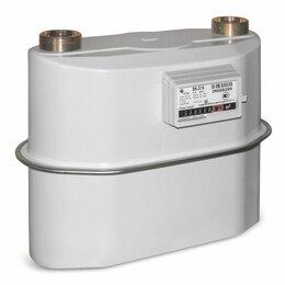 Счётчики газа - Счетчик газа Elster BK G16 280 мм Левый 2021 г, 0