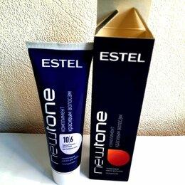 Маски и сыворотки - Тонирующая маска для волос Newtone Estel 60 мл. тон 10.6, 10.7, 0