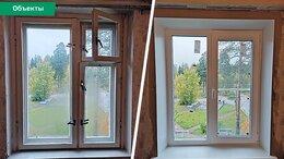 Окна - Пластиковое окно 1120*1390 мм, 0