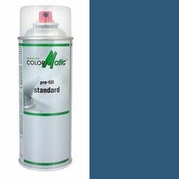 Аэрозольная краска - Спрей RAL 5009, 0