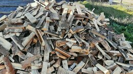 Дрова - Горбыль дровяной, 0