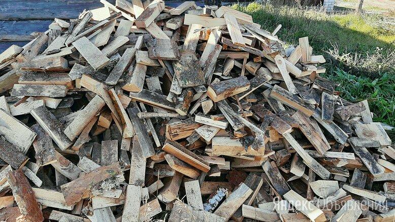 Горбыль дровяной по цене 1600₽ - Дрова, фото 0