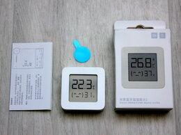 Метеостанции, термометры, барометры - Беспроводной термометр-гигрометр Xiaomi Mijia, 0