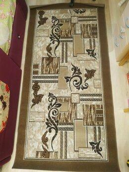 Ковры и ковровые дорожки - Новый прямоугольный коричневый ковёр 1, 0*2,0, 0