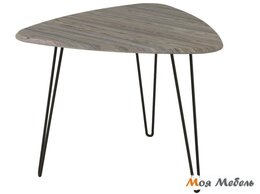 Столы и столики - Стол журнальный Спринг 530 в цвете Скания тёмная, 0