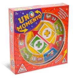 Настольные игры - Настольная игра на везение и логику UNO Momento, 0