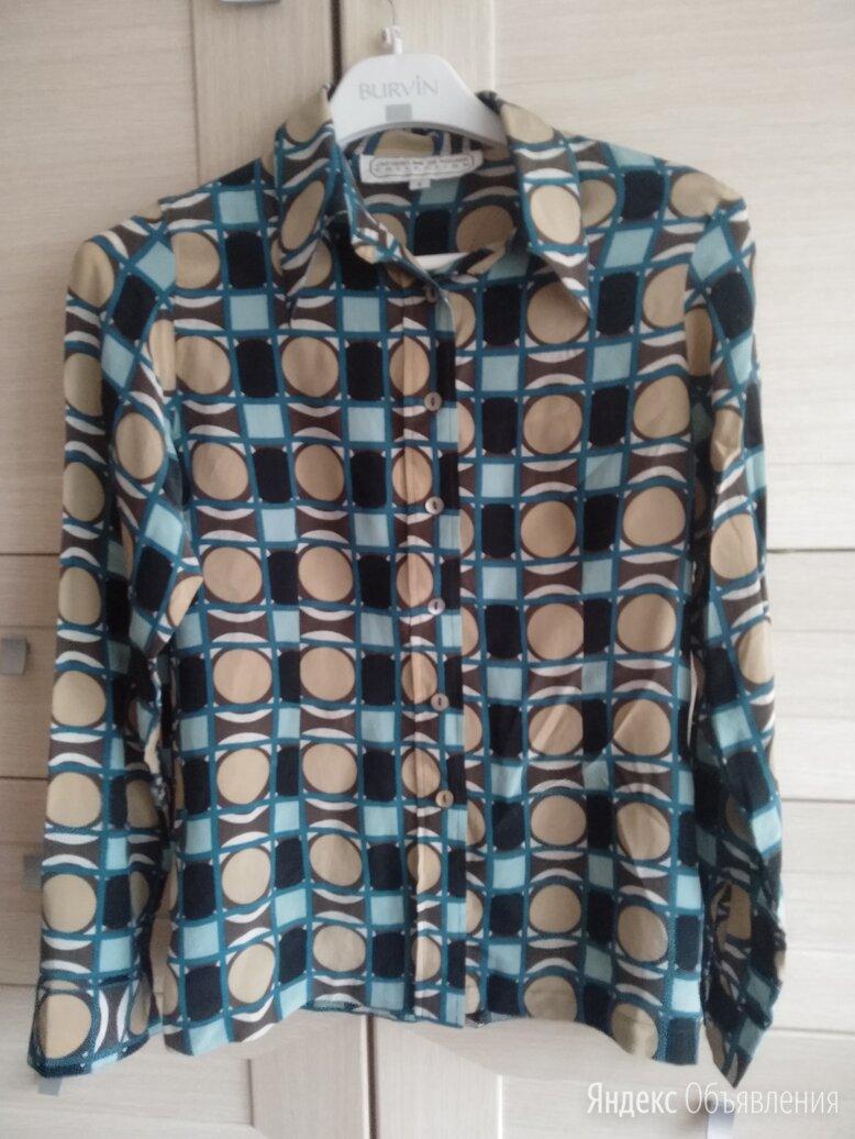 Натуральный шелк. Блуза 44 р  по цене 600₽ - Блузки и кофточки, фото 0