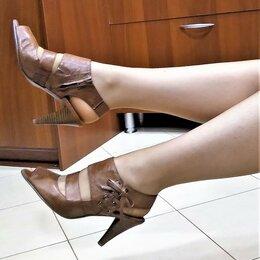 Туфли - 🔴 5th Avenue Германия туфли босоножки кожа, 0