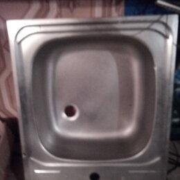 Кухонные мойки - мойка нержавейка 60*50 см, 0
