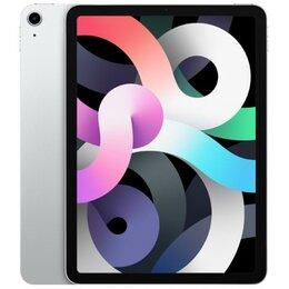 Планшеты - iPad Air (2020) Wi-Fi 256 Silver - Новый, 0