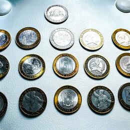 Монеты - Коллекция юбилейных монет (Биметаллические), 0