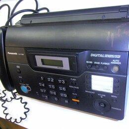 Факсы - Телефон - факс Panasonic ft938 в хорошем рабочем…, 0
