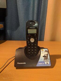 Радиотелефоны - Домашний телефон panasonic, 0