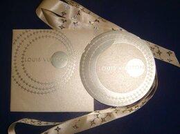 Подарочная упаковка - Лента и открытка для упаковки подарка Louis…, 0