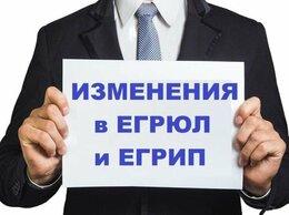 Финансы, бухгалтерия и юриспруденция - Внесение изменений. Устранение записи о…, 0