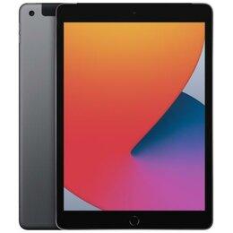 Планшеты - iPad 10.2 (2020) 32 LTE Gray- Новый, 0