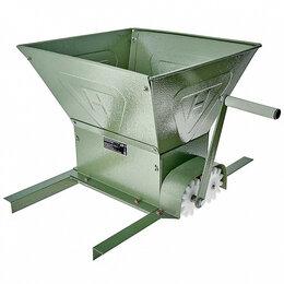 Тёрки и измельчители - Дробилка механическая для винограда дв-3, 0