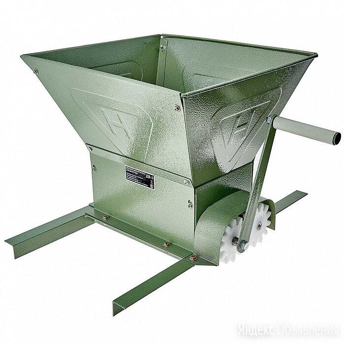 Дробилка механическая для винограда дв-3 по цене 4200₽ - Тёрки и измельчители, фото 0