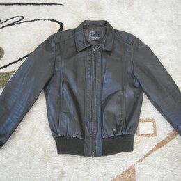 Куртки - Куртка кожная кожа натуральная, 0