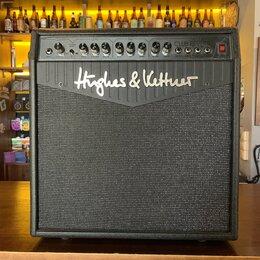 Гитарное усиление - Комбоусилитель для электрогитары Hughes Kettner…, 0