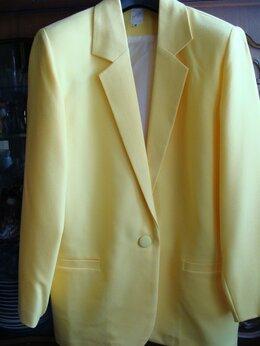 Пиджаки - Новый пиджак на подкладке. Размер 48-50, 0
