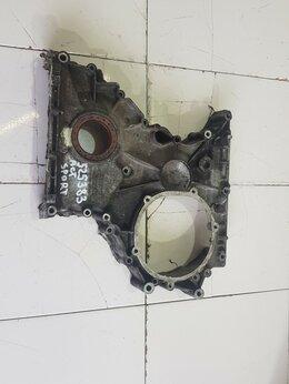 Двигатель и топливная система  - Крышка двигателя (SsangYong Actyon Sports), 0