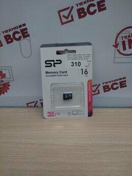 Карты памяти - Флеш карта памяти для телефона 16гб MicroSD…, 0