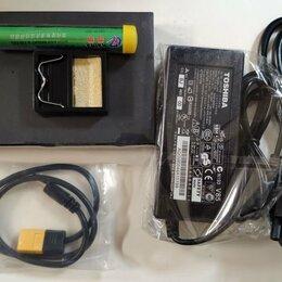 Электрические паяльники -  TS100 новые мини паяльники, жала, блок питания, 0