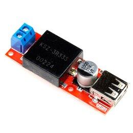 Аксессуары и запчасти для оргтехники - Преобразователь ET KIS-3R33S-USB понижающий, 0