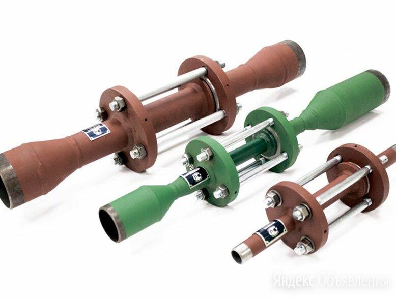 Комплект арматуры ТЭМ-КПА-3 к ЭРСВ Ду100/100/100 по цене 10909₽ - Элементы систем отопления, фото 0