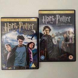 Видеофильмы - DVD Harry Potter in original. Лицензия, 0