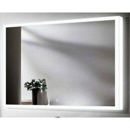 Зеркала - Зеркало 1200x700 Led антизапотевание Esbano…, 0