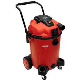 Профессиональные пылесосы - Пылесос строительный Elitech ПС 1260А, 0