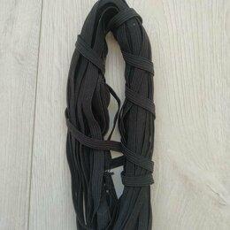 Прочие хозяйственные товары - Резинка бельевая чёрная, 0