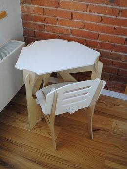 Столы и столики - Комплект мебели для детского творчества, 0