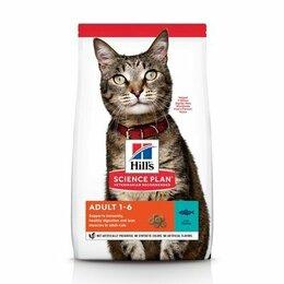 Корма  -  Hill's Science Plan корма для кошек…, 0