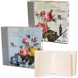 Фотоальбомы - Фотоальбом KWELT Башня в цветах, на 600 фото, 15*20см - 20 фото, 10*15см - 56..., 0