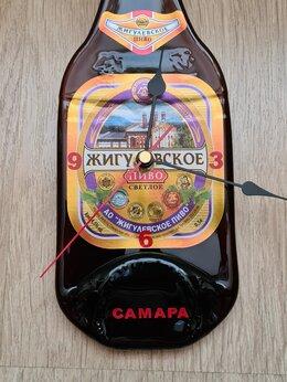 Часы настенные - Часы жигулевское пиво, 0