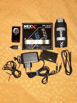 Цифровые плееры - Цифровой аудиоплеер Nexx nf-510., 0