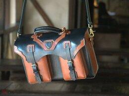Портфели - Кожаный портфель (шорно- седельная кожа …, 0