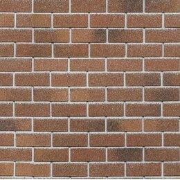 Фасадные панели - ТЕХНОНИКОЛЬ HAUBERK фасадная плитка, Красный…, 0