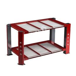 Производственно-техническое оборудование - Роликовый стеллаж для хранения аккумуляторов…, 0