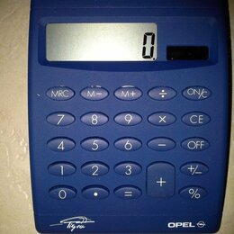 Калькуляторы - Калькулятор Opel Tigra (фирма arco), 0