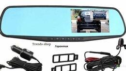 Видеорегистраторы - Видеорегистратор с камерой заднего вида Vehicle, 0