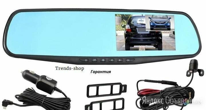 Видеорегистратор с камерой заднего вида Vehicle по цене 1950₽ - Видеорегистраторы, фото 0