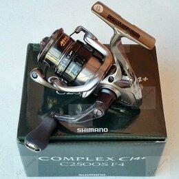 Катушки - Катушка Shimano 17 Complex CI4+ C2500S F4, 0