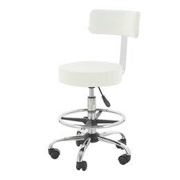 Массажные столы и стулья - Стул массажиста (белый), 0